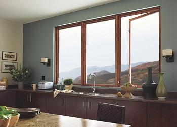 Holz-Alu-Fenster/ Holzfenster